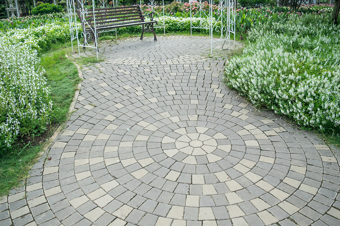 paving in stoke on trent
