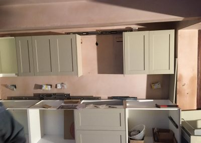 kitchen fitter in stoke on trent