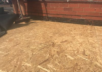 flat roof in stoke on trent