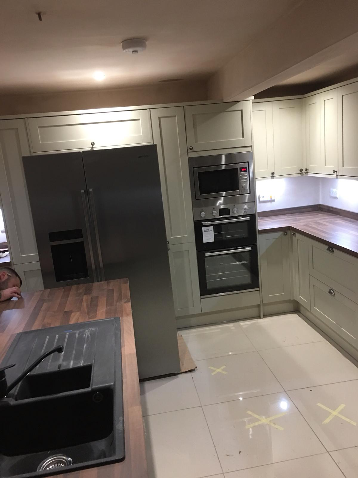 Kitchen fitter stoke on trent