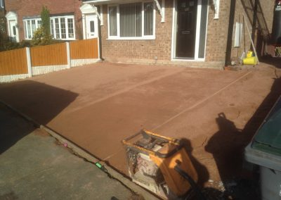 Block paving newcastle under lyme